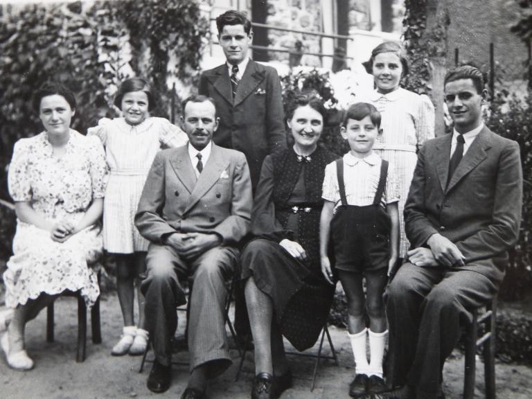 17 08 1941 chaville famille maurice